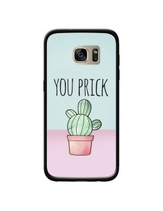 Coque You Prick Cactus pour Samsung Galaxy S7 Edge - Maryline Cazenave