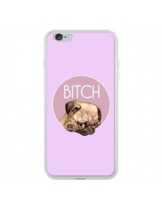 Coque Bulldog Bitch pour iPhone 6 Plus et 6S Plus - Maryline Cazenave
