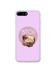 Coque Bulldog Bitch pour iPhone 7 Plus et 8 Plus - Maryline Cazenave