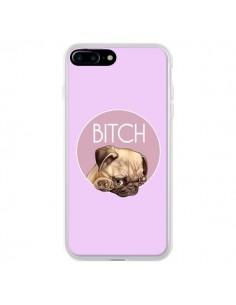 Coque Bulldog Bitch pour iPhone 7 Plus - Maryline Cazenave