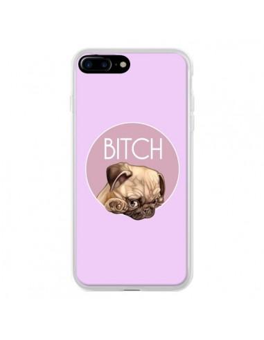 Coque iPhone 7 Plus et 8 Plus Bulldog...