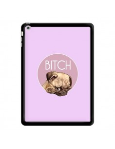 Coque Bulldog Bitch pour iPad Air - Maryline Cazenave