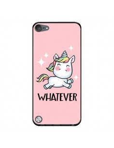 Coque Licorne Whatever pour iPod Touch 5/6 et 7 - Maryline Cazenave