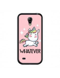 Coque Licorne Whatever pour Samsung Galaxy S4 Mini - Maryline Cazenave