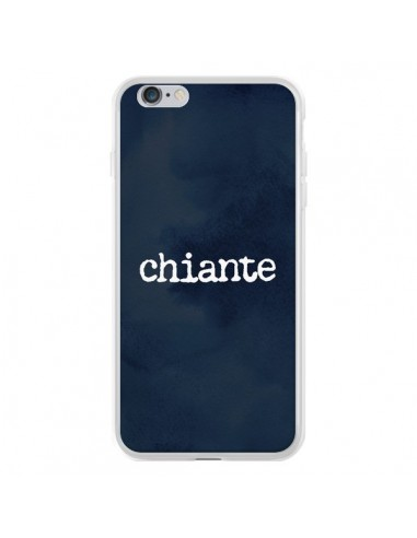 Coque iPhone 6 Plus et 6S Plus Chiante - Maryline Cazenave