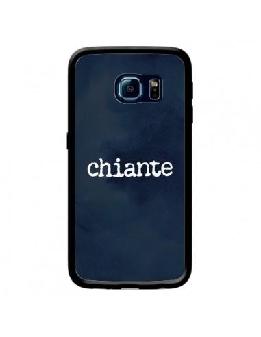 Coque Chiante pour Samsung Galaxy S6 Edge - Maryline Cazenave