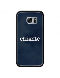 Coque Chiante pour Samsung Galaxy S7 - Maryline Cazenave