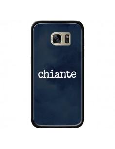 Coque Chiante pour Samsung Galaxy S7 Edge - Maryline Cazenave