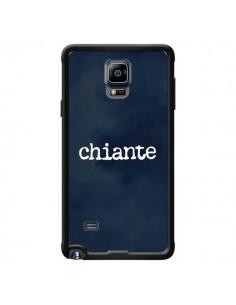 Coque Chiante pour Samsung Galaxy Note 4 - Maryline Cazenave