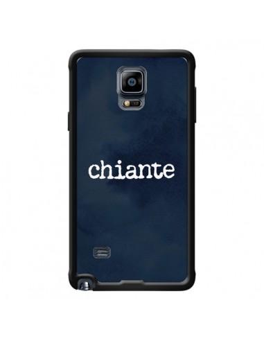 Coque Chiante pour Samsung Galaxy...
