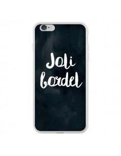 Coque Joli Bordel pour iPhone 6 Plus et 6S Plus - Maryline Cazenave