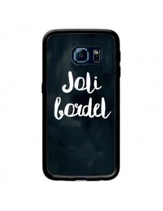 Coque Joli Bordel pour Samsung Galaxy S6 Edge - Maryline Cazenave