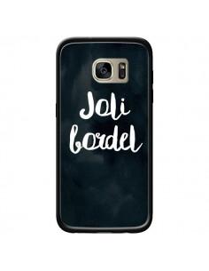 Coque Joli Bordel pour Samsung Galaxy S7 Edge - Maryline Cazenave