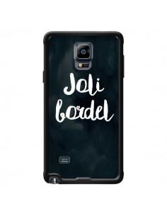 Coque Joli Bordel pour Samsung Galaxy Note 4 - Maryline Cazenave