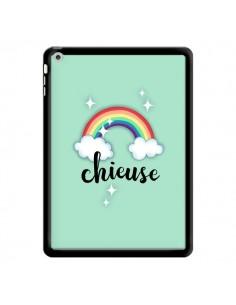 Coque Chieuse Arc en Ciel pour iPad Air - Maryline Cazenave