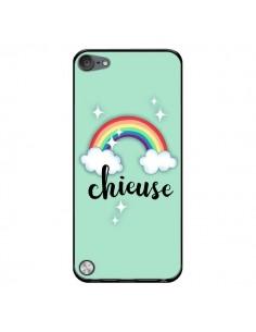 Coque Chieuse Arc en Ciel pour iPod Touch 5 - Maryline Cazenave
