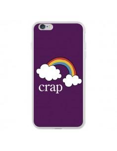 Coque iPhone 6 Plus et 6S Plus Crap Arc en Ciel - Maryline Cazenave
