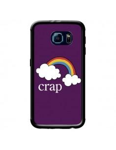 Coque Crap Arc en Ciel pour Samsung Galaxy S6 - Maryline Cazenave