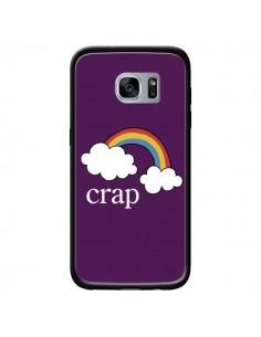 Coque Crap Arc en Ciel pour Samsung Galaxy S7 - Maryline Cazenave