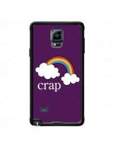 Coque Crap Arc en Ciel pour Samsung Galaxy Note 4 - Maryline Cazenave