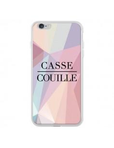 Coque iPhone 6 Plus et 6S Plus Casse Couille - Maryline Cazenave