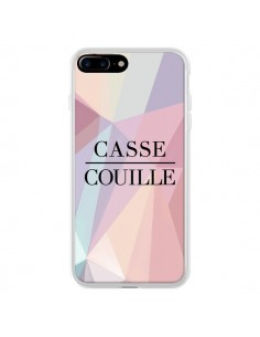 Coque Casse Couille pour iPhone 7 Plus et 8 Plus - Maryline Cazenave