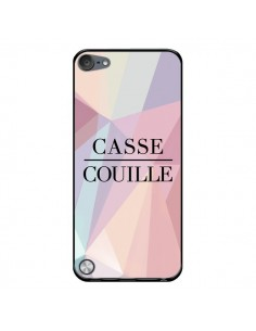 Coque Casse Couille pour iPod Touch 5 - Maryline Cazenave