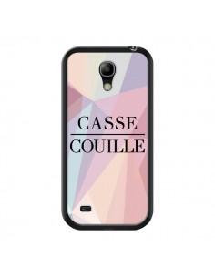 Coque Casse Couille pour Samsung Galaxy S4 Mini - Maryline Cazenave