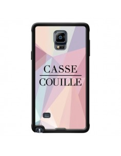 Coque Casse Couille pour Samsung Galaxy Note 4 - Maryline Cazenave