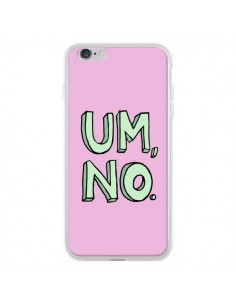 Coque Um, No pour iPhone 6 Plus et 6S Plus - Maryline Cazenave