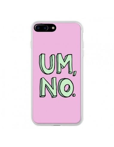 Coque iPhone 7 Plus et 8 Plus Um, No...