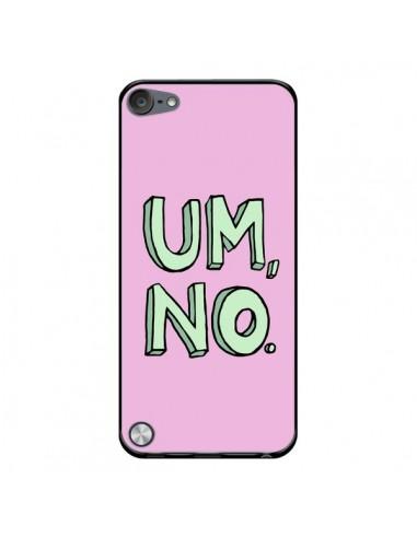 Coque Um, No pour iPod Touch 5 - Maryline Cazenave