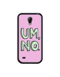Coque Um, No pour Samsung Galaxy S4 Mini - Maryline Cazenave