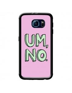 Coque Um, No pour Samsung Galaxy S6 - Maryline Cazenave