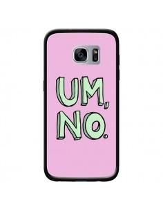 Coque Um, No pour Samsung Galaxy S7 - Maryline Cazenave