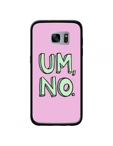 Coque Um, No pour Samsung Galaxy S7 -...