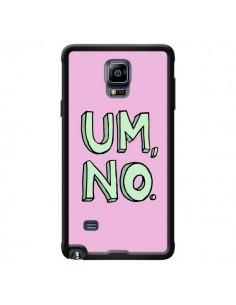 Coque Um, No pour Samsung Galaxy Note 4 - Maryline Cazenave