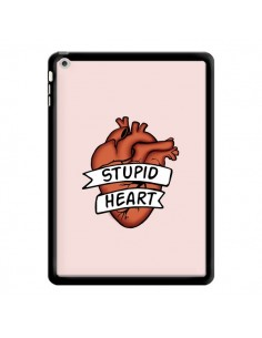 Coque Stupid Heart Coeur pour iPad Air - Maryline Cazenave