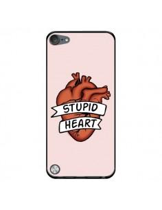 Coque Stupid Heart Coeur pour iPod Touch 5/6 et 7 - Maryline Cazenave