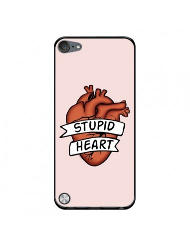 Coque Stupid Heart Coeur pour iPod Touch 5 - Maryline Cazenave