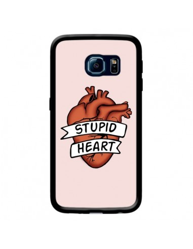 Coque Stupid Heart Coeur pour Samsung...