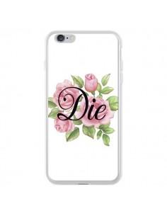 Coque iPhone 6 Plus et 6S Plus Die Fleurs - Maryline Cazenave