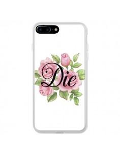 Coque iPhone 7 Plus et 8 Plus Die Fleurs - Maryline Cazenave