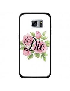 Coque Die Fleurs pour Samsung Galaxy S7 - Maryline Cazenave