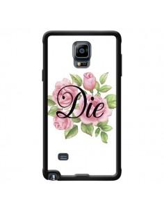 Coque Die Fleurs pour Samsung Galaxy Note 4 - Maryline Cazenave