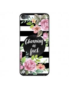 Coque Charming as Fuck Fleurs pour iPod Touch 5/6 et 7 - Maryline Cazenave