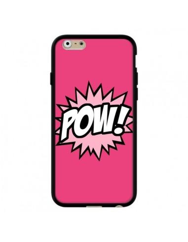 Coque iPhone 6 et 6S Pow Bulles BD Comics - Maryline Cazenave