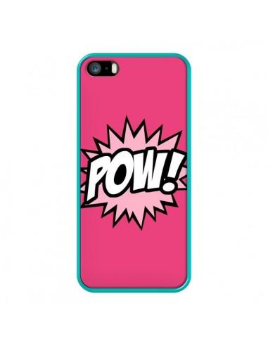 Coque iPhone 5/5S et SE Pow Bulles BD...