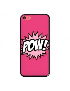 Coque Pow Bulles BD Comics pour iPhone 5C - Maryline Cazenave