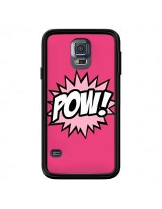Coque Pow Bulles BD Comics pour Samsung Galaxy S5 - Maryline Cazenave